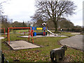 SD7904 : Philips Park; play area by David Dixon