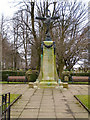 SD8005 : Whitefield War Memorial by David Dixon