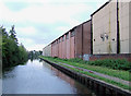 SP1190 : Birmingham and Fazeley Canal near Birches Green, Birmingham by Roger  Kidd