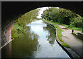 SP1592 : Birmingham and Fazeley Canal, Minworth, Birmingham by Roger  Kidd