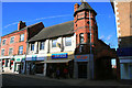 SK5349 : Hucknall Coffee Tavern and Institute by David Lally