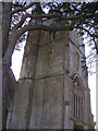 ST6464 : St Mary's Church, Compton Dando. by Rick Crowley