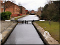 SD9012 : Rochdale Canal Lock#50 by David Dixon