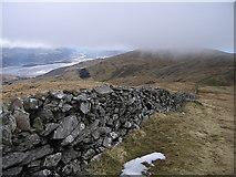 SH6220 : Looking back towards Bwlch y Rhiwgyr by Rudi Winter