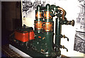 TQ2679 : Science Museum, Willans steam engine by Chris Allen