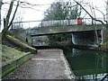 SP1492 : Forge Lane Bridge, Birmingham and Fazeley Canal by Michael Westley