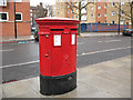 TQ3279 : Double post box on Great Dover Street by Stephen Craven