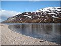 NN5778 : Loch Ericht : Week 12