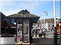 TQ8209 : Bus Shelter, Rock-a-Nore Road, Hastings by Oast House Archive
