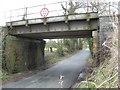 SJ6172 : Low bridge by Dr Duncan Pepper
