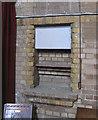 TQ4985 : St George, Rogers Road, Dagenham - Piscina by John Salmon