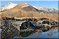 NN0858 : Slate buildings at Ballachulish : Week 13