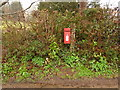 ST4600 : Stoke Abbott: postbox № DT6 118, Stoke Water by Chris Downer