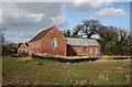 SJ6148 : Former malt kiln, near Sound Hall by Espresso Addict