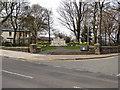 SD7712 : War Memorial Gardens by David Dixon