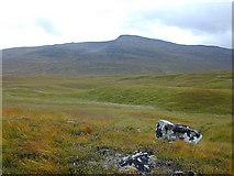 NN4481 : View towards Beinn a' Chlachair by Nigel Brown