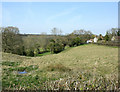 ST6363 : 2010 : Small valley near Compton Common by Maurice Pullin