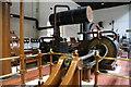TQ1878 : Kew Bridge Steam Museum, steam pumping engine by Chris Allen