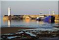 J5980 : Donaghadee Harbour : Week 15