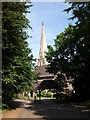 SP0382 : St. Mary's Church, Selly Oak by Andrew Abbott
