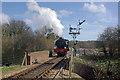SZ5589 : Isle of Wight Steam Railway, Havenstreet : Week 14