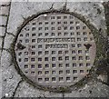 J4874 : Manhole cover, Newtownards by Rossographer