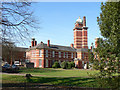 ST1480 : Whitchurch Hospital by Mick Lobb