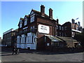 TR3358 : Bell Hotel, Sandwich by Chris Whippet