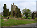 SP9658 : The Parish Church of All Saints, Odell by Cameraman