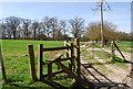 TQ7336 : Stile, High Weald Landscape Trail by N Chadwick