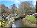 SX1083 : The River Camel in Camelford by Rod Allday