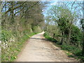 ST7361 : Footpath south of Sulis Manor by James Ayres