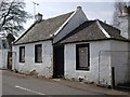 NS5751 : Cross Keys cottage by Kenneth Mallard