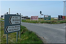 R0777 : Junction at Honan's Bridge by Graham Horn