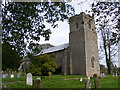 TM3068 : John The Baptist Church, Badingham by Adrian Cable