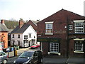 SJ6887 : The Saddlers Arms Pub, Lymm by canalandriversidepubs co uk