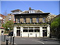 TQ3679 : The Ship and Whale Pub, Rotherhithe by canalandriversidepubs co uk