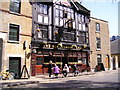 TQ3680 : The Blacksmith's Arms Pub, Rotherhithe by canalandriversidepubs co uk