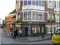 TQ3280 : The Swan Pub at the Globe, Southwark by canalandriversidepubs co uk