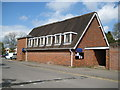 TQ0090 : Chalfont St Peter Parish Church Hall by Nigel Cox