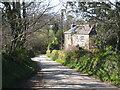 SX0265 : Farmhouse at Lower Cadwin by Rod Allday