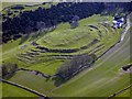 NT5078 : Chester's Hill Fort by David McAfee