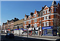 TQ3072 : 138-184 Streatham High Road by Stephen Richards