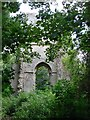 TL7060 : Ruined tower of Silverley church by Adrian S Pye