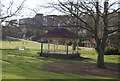TQ8110 : Small Bandstand, Alexandra Park by N Chadwick