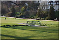 TQ8110 : Footbridge in Alexandra Park by N Chadwick