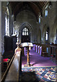 TL0852 : Interior, All Saints Church, Renhold by Cameraman
