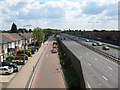 TQ4282 : Newham Way, looking East by Stephen Craven
