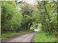 SW9058 : Barton Lane by Derek Harper