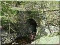 SD9724 : Bridge over Stoodley Clough, Langfield by Humphrey Bolton